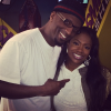 Rickey Smiley and Kandi Burruss