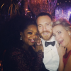 Oprah, Michael Fassbender and Emma Thompson