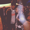 Pharrell and Janelle Monae
