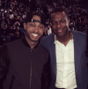 Terrence J and Chris Tucker