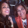 Lala Anthony and her mom