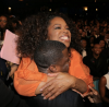 Oprah and Kevin Hart