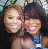 Torrei Hart and Niecy Nash