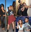 Adrienne Bailon and Ravaughn