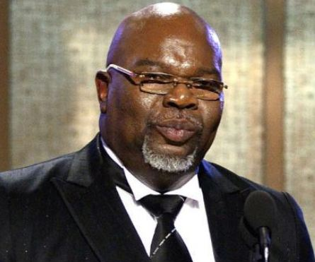"Bishop T.D. Jakes: ""Jumping The Broom"", ""Heaven Is For Real"" and more"