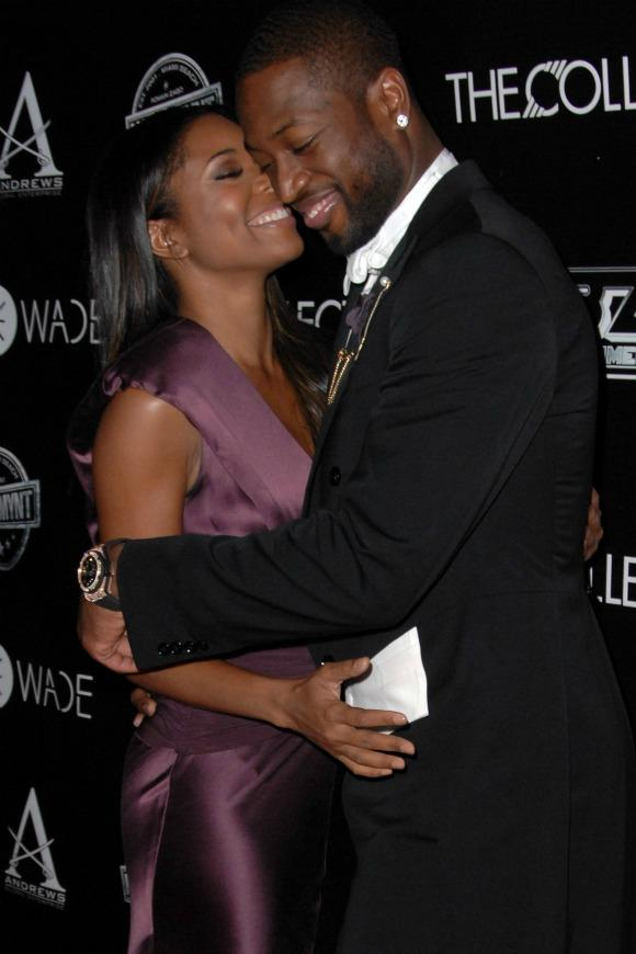 D-Wade & Gabrielle Union