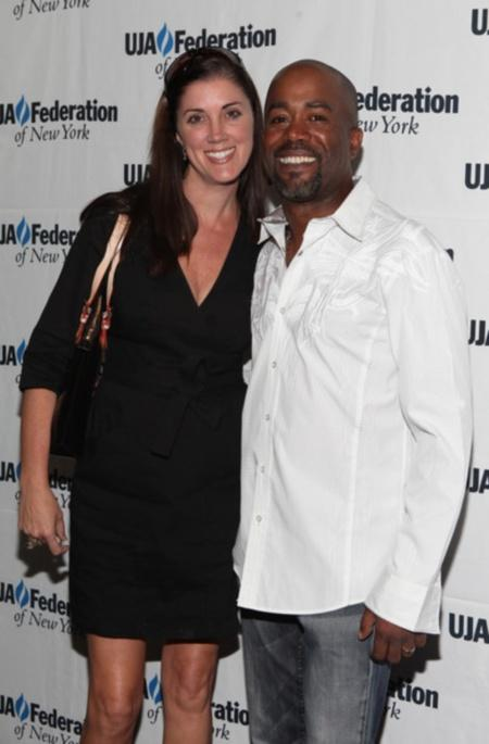 Darius Rucker & Beth Leonard
