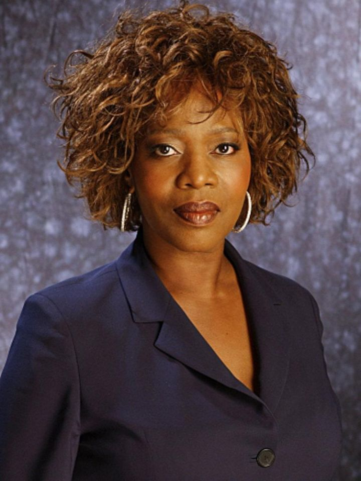 "Alfre Woodward, 62, plays Madame President on ""State Of Affairs."""