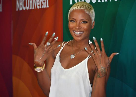 Eva Marcille is a fashion model who is best known for winning the third cycle of America's Next Top Model.