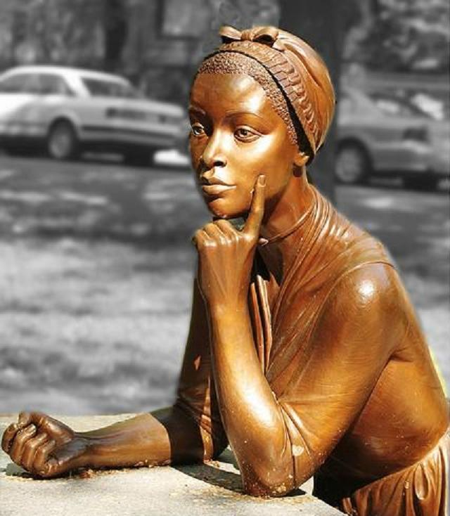 The late and great Phillis Wheatley