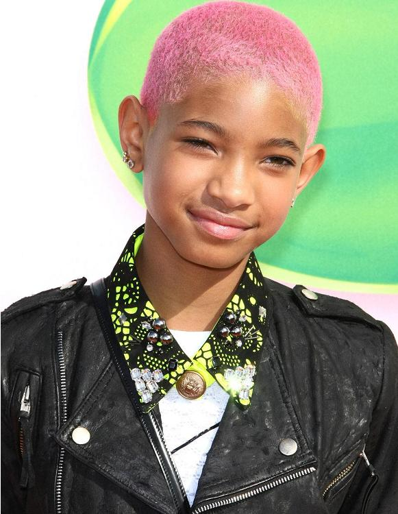 Willow Smith loves Tyler the Creator!