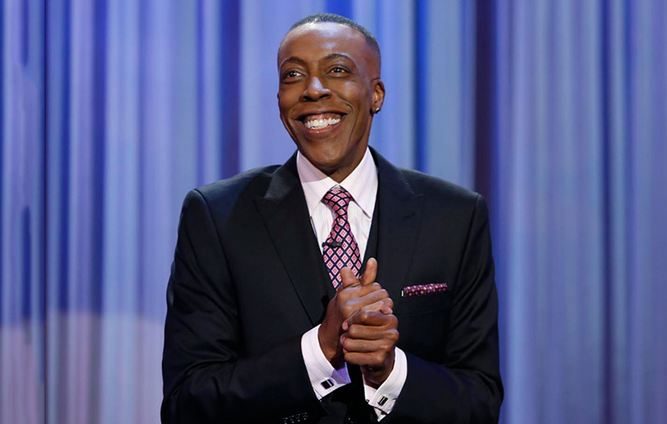 Arsenio Hall says his guilty pleasure is any show that begins with the word Reality. Loves them all.