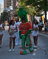 Atlanta football classic I exclusive parade 8