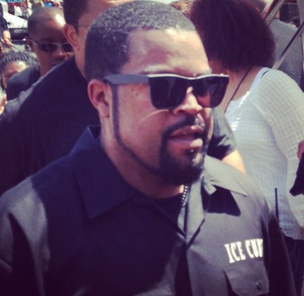 Ice Cube on the 2014 Fantastic Voyage!