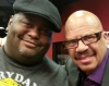 LaVell Crawford and Tom Joyner!
