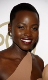 Lupita Nyong'o, Oscar award winning actress.