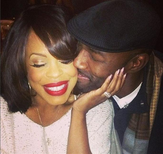 Niecy Nash and husband