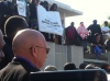 "Tom Joyner at the rally against ""Stand Your Ground"" in Tallahassee, Florida."