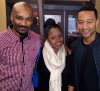 Big Tigger, Keshia Knight Pulliam, and John Legend