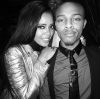Angela Simmons and Bow Wow