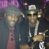 Idris Elba and 2 Chainz