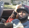 LeBron James and his son Bryce