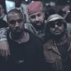 Kanye West, Kenny Burns, and Schoolboy Q