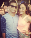 Cory Hardrict and Tia Mowry-Hardrict