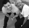 Tony Dovolani and NeNe Leakes