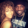 Bria Murphy and Lance Gross