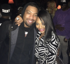 Deray Davis and Yandy Smith