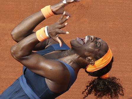 APTOPIX France Tennis French Open