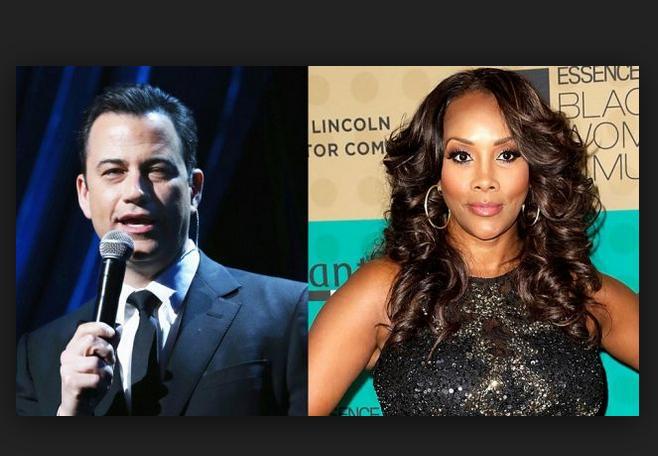 Vivica A. Fox – Jimmy Kimmel