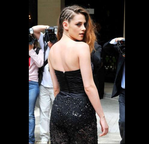 Kristen Stewart Live with Kelly and Michael 1 26 2015 ...