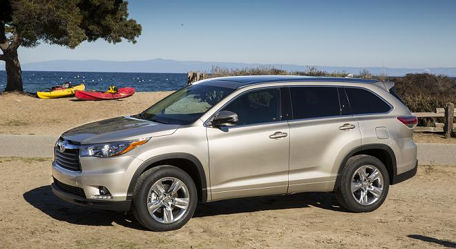 2014 Toyota Highlander Limited Stylish Bold And Spacious