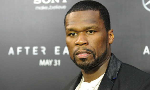 50 Cent lost up to 54 pounds in order to accurately portray his emaciated character in the film All Things Fall Apart.