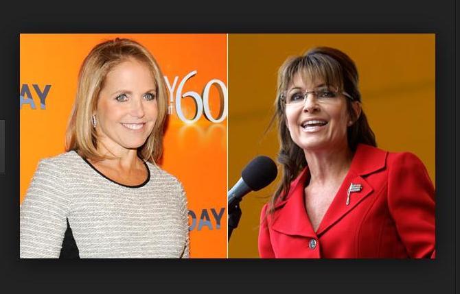 Sarah Palin – Katie Couric