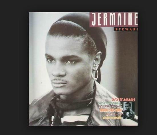 Jermaine Stewart 1957-1997