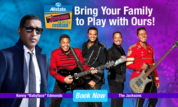 Allstate Tom Joyner Family Reunion