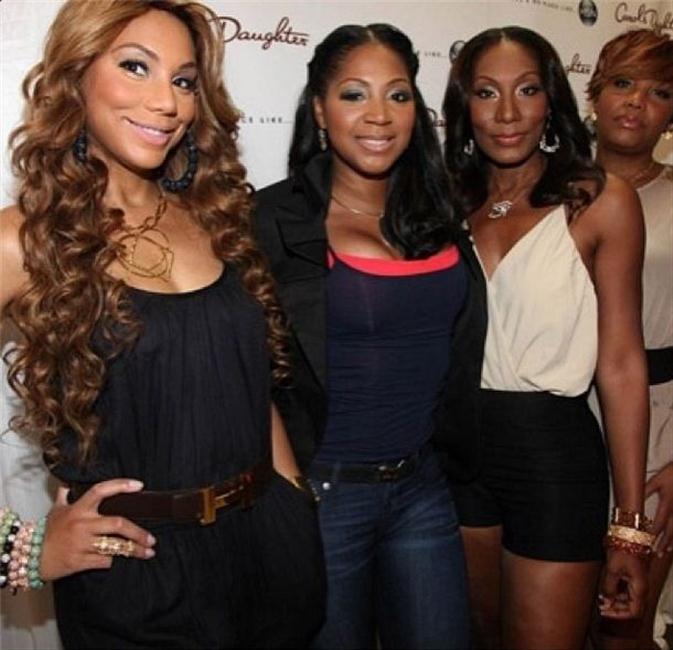 The Braxtons Toni, Tamar, Traci, Towonda and Trina have all gained celeb status.