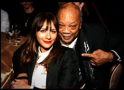 Quincy Jones: Rashida Jones