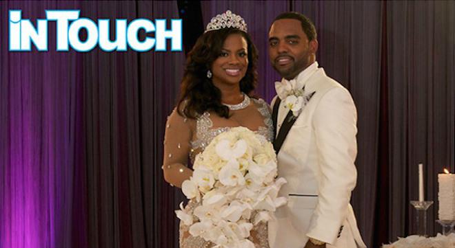 Kandi Burruss & Todd Tucker