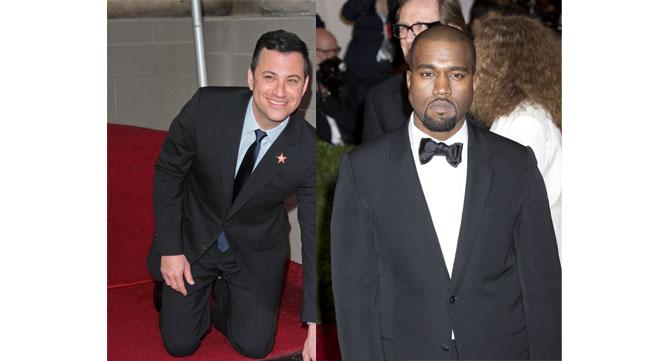 Jimmy Kimmel vs. Kanye West