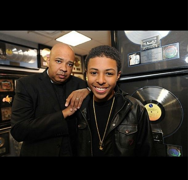 Rev Run: Diggy Simmons