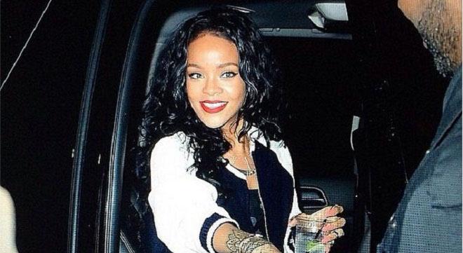 """One of Rihanna's biggest hits """"Umbrella"""""""