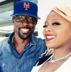 Lance Gross and Claire Sulmers