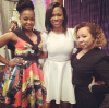 Phaedra Parks, Kandi Burruss, and Tiny Harris