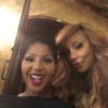 Toni Braxton and Tamar Braxton