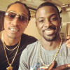 Future and Lance Gross