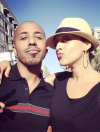 Marques Houston and Tia Mowry-Hardrict